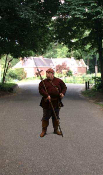 Knooppunt Vught / Augmented Reality wandeling 'De Belegering 1629'
